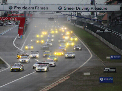 Massenstart am Nürburgring