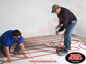 LOOK Under Concrete Board Insulation GREAT Deal $0.75/ft2 Peterborough Peterborough Area image 8