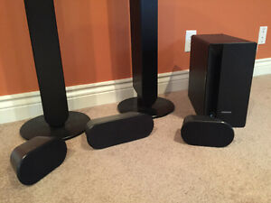 Tower speakers and speaker set Windsor Region Ontario image 3