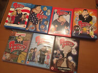 American dad DVDs Seasons 1-7 all in mint condition