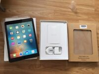 Apple iPad Pro 9.7inch wifi/cellular 128gb space grey