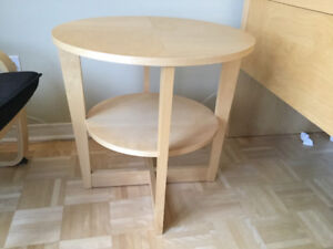 TABLE RONDE IKEA VEJMON