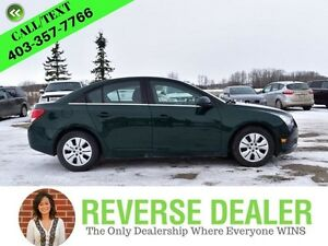 2014 Chevrolet Cruze 1LT  Automatic, LT model, low payments Avai