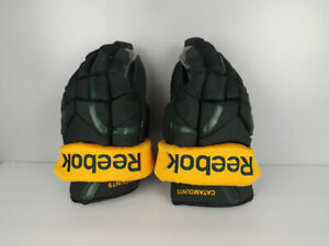 "University Of Vermont Catamounts 14"" Reebok 11KP Hockey Gloves"