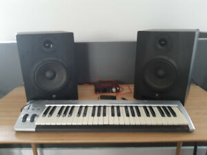YSM 8 Studio Monitors [Pair]