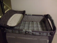 Playpen with built in bassinet 80 or best offer
