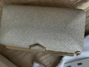 Authentic Jimmy Choo Clutch (pre-owned)