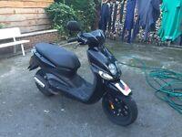 50cc Yamaha Neos