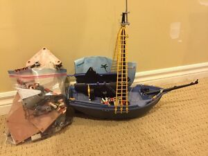 Play Mobil Pirate Ship