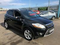 Ford Kuga 2.0TDCi 4x4 Zetec 2009 March 17 Mot & Full History