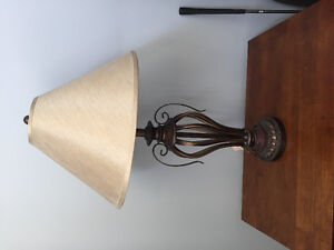 Set of 2 tables lamps. London Ontario image 1