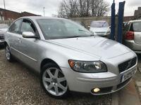 ✿05-Reg Volvo S40 2.0D SE, Diesel, ✿FULLY LOADED ✿NICE EXAMPLE✿