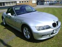 2001 BMW Z3 FULL LEATHER VERY CLEAN!
