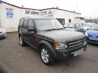 Land Rover Discovery 3 2.7TD V6 Auto HSE Diesel 7 Seats. MOT May 2018