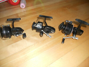 Moulinets pour canne, France, 20$ 20$ 25$, fishing reel for rods