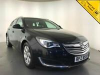 2014 VAUXHALL INSIGNIA SE CDTI DIESEL ECOFLEX 1 OWNER SERVICE HISTORY FINANCE PX