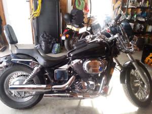 2000 honda shadow 750 spirit