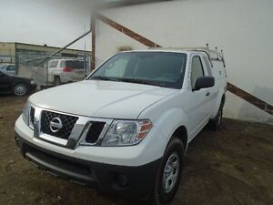 2014 NISSAN FRONTIER EXTCAB