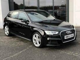 image for 2016 Audi A3 S line Sportback Diesel Semi Automatic