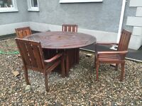 Firman Garden Table and Chairs