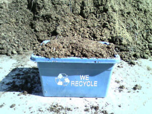 Composted Horse Manure for Sale