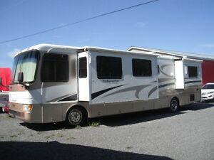 Holiday Rambler Ambassador Motorhome 38 ft.