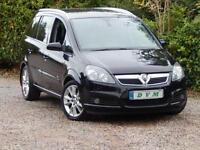 Vauxhall/Opel Zafira 1.9CDTi 16v ( 150ps ) 2007.5MY Design
