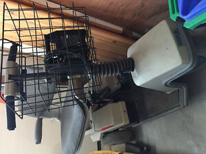 Electric 3 wheel cart,