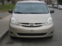 2006 Toyota Sienna CE-8 PASSENGER van-A1 Body and Engine-$6000