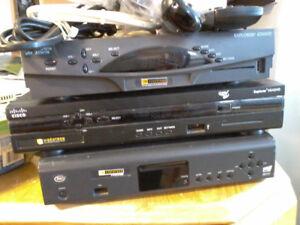3 terminal HD videotron avec télécommande
