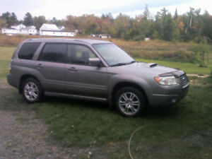 REDUCED PRICE - 2006 Subaru Forester XT Wagon