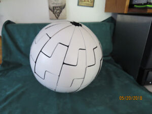 IKEA Exploding Death Star Lamp Shade