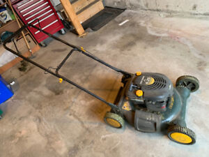 Excellent Craftsman Gas Lawn Mower - End of Season Moving Sale!