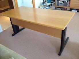 Large Office Desk (W)160cm x (D)80cm x (H)74cm