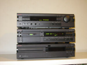 NAKAMICHI RECEIVER 3 HIGH-END St Receiver (Audiophile Quality)