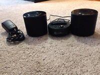 iPod/iPhone 4/4s docking speakers