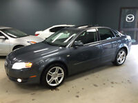 2006 AUDI A4 QUATTRO 3.2L 6 SPEED WITH NAVIGATION REAR FIND!