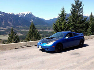 Toyota Celica 3sgte swap, this weekend only
