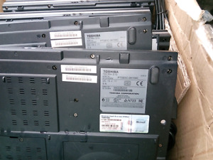 Laptops and  PC towers missing HDDs ,