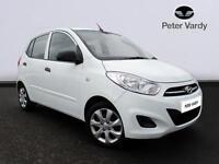 Hyundai i10 CLASSIC (white) 2011-11-29