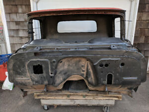 1960 Chevy Shorty Project Truck