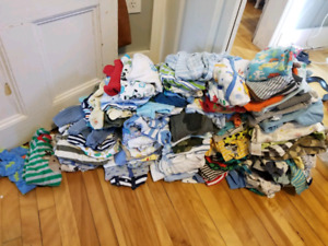 Huge amount of baby clothes!!
