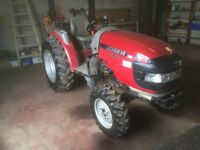 Tractors For Sale! Case 35, Case 45, Kubota 5100