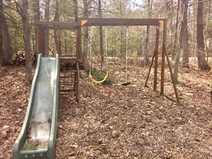 Swing playstructure set