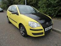 2006 VOLKSWAGEN POLO 1.2 E MANUAL PETROL 3 DOOR HATCHBACK