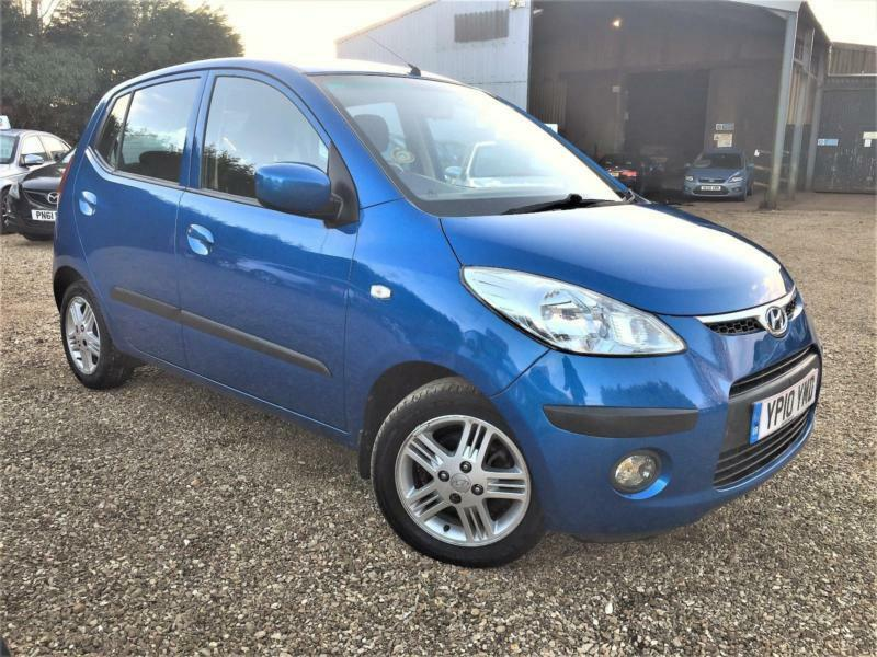 2010 Hyundai i10 Style 1.1 77bhp AC Warranty & delivery available PX
