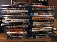 Blu rays x34