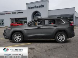 2018 Jeep Cherokee North 4x4  - Uconnect - $202.98 B/W