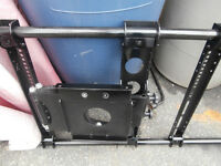 0ne wall stand for flat tv up to 55'inchs in great shape asking