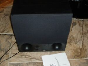 ENERGY S10.2 POWERED SUBWOOFER